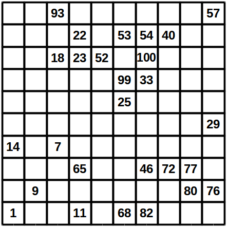 Hidoku Sample